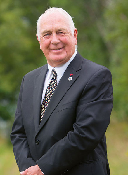 District One: Councillor Miles MacDonald