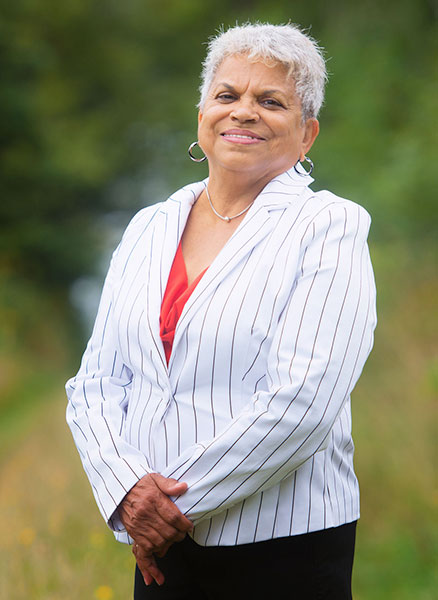 District Two: Councillor Sheila Pelly